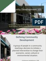 Community Development 101