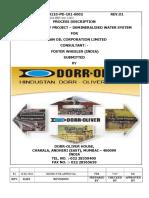 Process Description DM -100610 R1