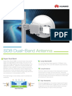 SDB Dual-Band Antenna