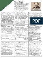 A Christmas Carol Free PDF Esl Resources