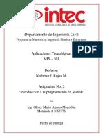 Informe Asignacion2