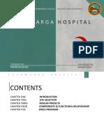 200 Bed Peshmarga General Hospital _ Thesis Project _ by _Munir Khoshawi