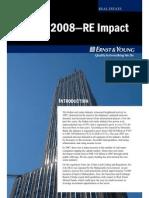 Budget 2008 - RE Impact