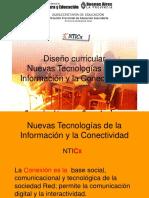 186798828 Diseno Curricular NTICx