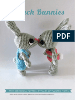 Amigurumis Beach Bunnies