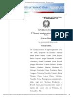 2011 SENTENZA TAR 516 RICORSO 2592 2008 CITTADINI DI ISOLA DELLE FEMMINE CONTRO L'USO DEL PETCOKE  ALLA ITALCEMENTI.pdf