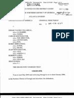 Copia del expediente judicial de Edgar Valdez Villarreal, La Barbie