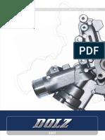 DOLZ water pump catalog