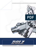 DOLZ water pump catalog
