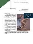 Análisis de Obras de La Antigüedad Clásica. Estética