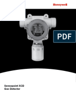 Sensepoint XCD Technical Manual