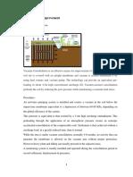 Describe 4 Different Methods of Ground Improvement