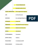 Ficha de Presentacion Civil