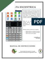 Manual de Zapata Excentrica