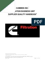 Supplier Quality Handbook