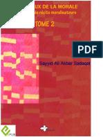 Les Joyaux de La Morale Tome 2 Sayyid Ali Akbar Sadaqat