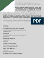 Las 36 Situaciones Dramáticas de Polti Según Georges Polti
