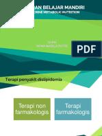 Terapi penyakit dislipidemia