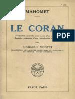 Le Coran - Edouard Montet.pdf