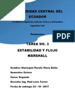 Marroquin Puente_Establidad y Flujo Marshall_Pavimentos_P2_ T3