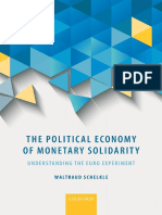 The Political Economy of Monetary Solidarity