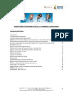 Manual Para La Implementación de La Herramienta Aprendamos