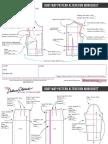 Body MapTop Dress