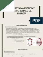 Circuitos Magnético _ Conversiones de Energía