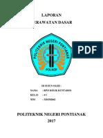 laporan perawatan dasar kelik.docx