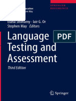 4 Language Testing and Assessment