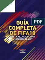Guía de FIFA 18 Demo