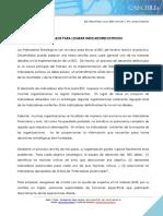 b.6 3 Pasos Para Lograr Indicadores Exitosos