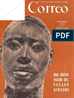 El Correo - Unesco - Ano 10-Oct - 1959 - Africa