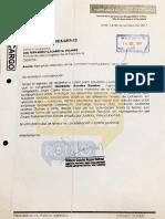 Frente Amplio separa a Jorge Castro de la comisión Lava Jato y nombra a Humberto Morales