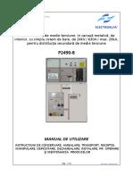 Manual Utilizare P2490 8