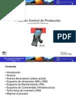 Proyecto Control de Produccion Taller Medidores (Perspectiva Global).ppt