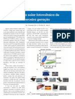 Energia Solar Fotovoltaica Terceira Geracao-IEEE