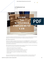 Guide to Malaysian Employment Law _ Donovan & Ho.pdf