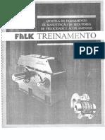 Manual de Manutencao de Redutores e Acoplamentos Falk