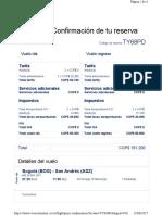 Www.vivacolombia.co Co Flight Print-confirmation Locato