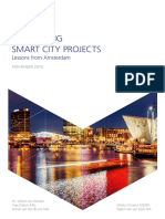 Organising Smart City Projects