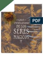 Gran Enciclopedia de Los Seres Mágicos