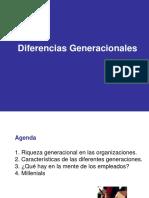 Diferencias Generacionales