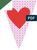 bandeirinhas com letras para imprimir