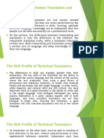 08-18-2015 - Introductory Discussion on Translation
