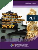 Provinsi Jawa Barat Dalam Angka 2017