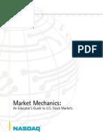 Market Mechanics