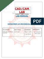 Cadcam Lab