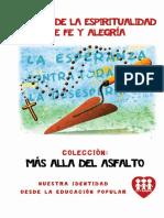 4_Rasgos de La Espiritualidad de Fe y Alegría_Más Allá Del Asfalto