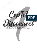 CapTel Disconnect Volume 4